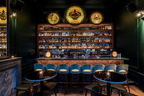 3. Flying Dutchmen Cocktails - Interieur