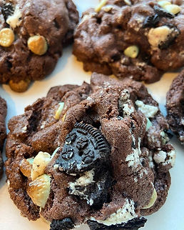 Mint Chocolate Cookie is available this