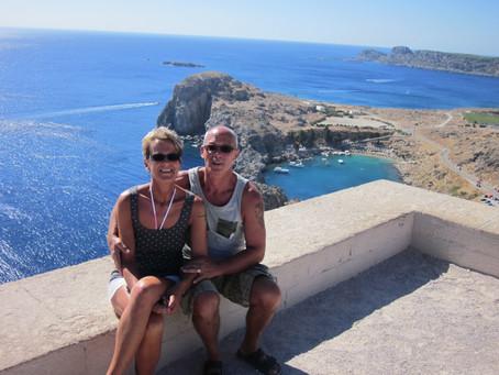 Meine Geschichte zu Rhodos und Wedding