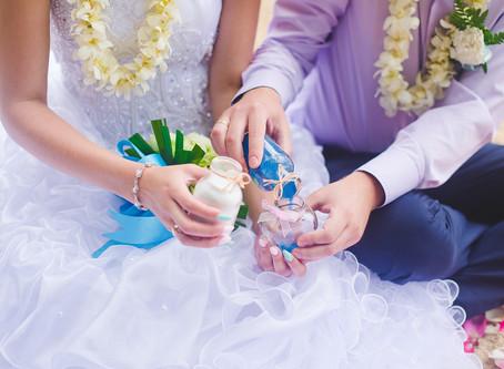 Die schönsten Rituale für eure Trauung
