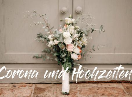 Hochzeitsplanung & -Verschiebung