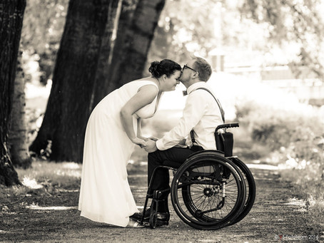 Traumhochzeit trotz Handicap