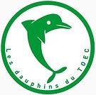 Logo des dauphins du TOEC