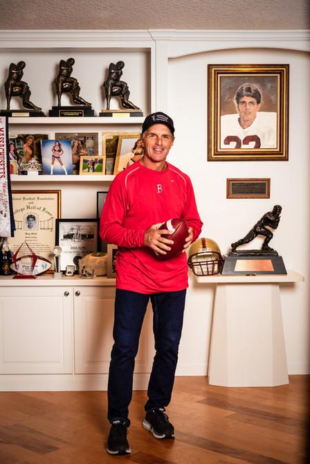 NFL Legend Doug Flutie