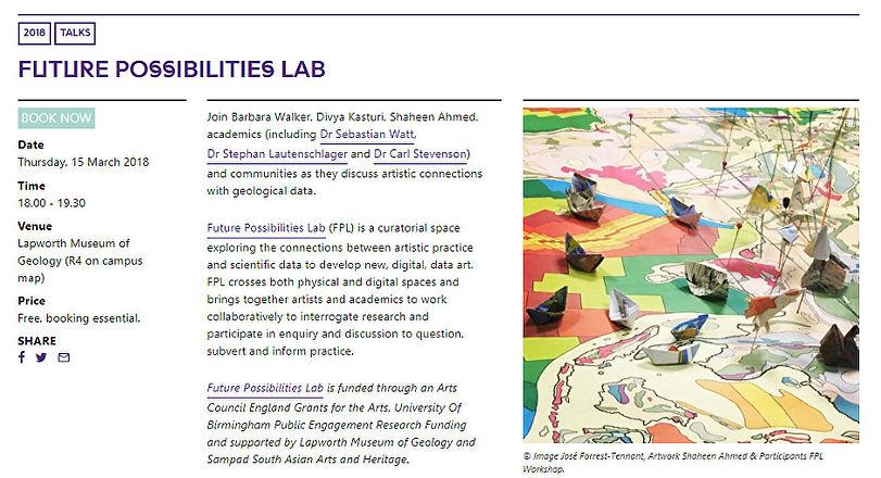 Future Possibilities Lab