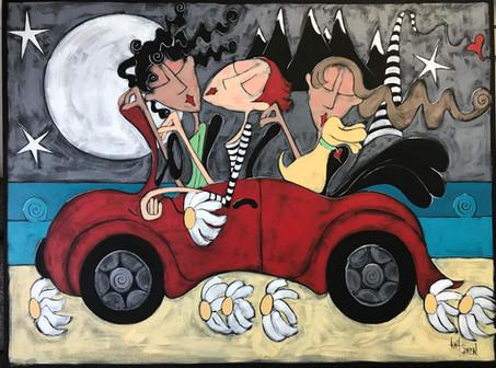 Moonlight Riders