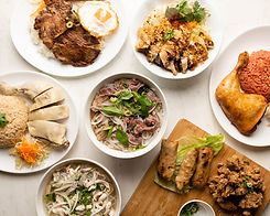 Vietnamese Delight Atrium on Elliott Foodcourt