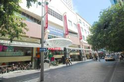 Atrium on Elliott shopping Centre