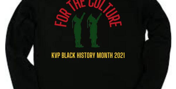 For The Culture Crewneck Sweatshirt