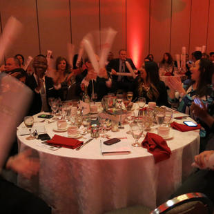 United Way Spirit Awards. Mississauga Grant Banquet and Event Centre. 2016.