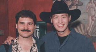 Paul Brandt, Canadian Country Music Week, Calgary Alberta. 1999.
