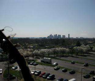 Nashville in the morning. 2011