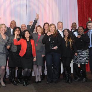 United Way Spirit Awards. Mississauga Grand Banquet & Event Centre. 2016.