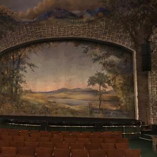Historic Winter Garden Theatre.
