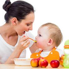 La naturopathie pour les bébés