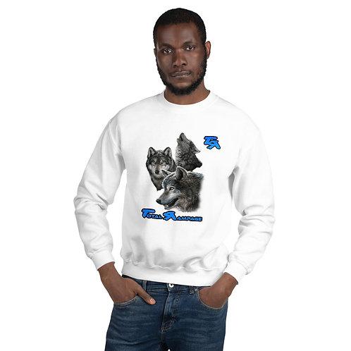 Wolf pack Unisex Sweatshirt