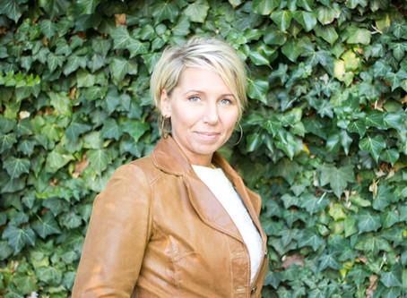 Charlotte Halvarson Kindmark – inkluderande världsmedborgare leder projekt för hållbar utveckling.