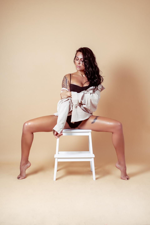 Shanna Kress  - Photographe Léa Souffan