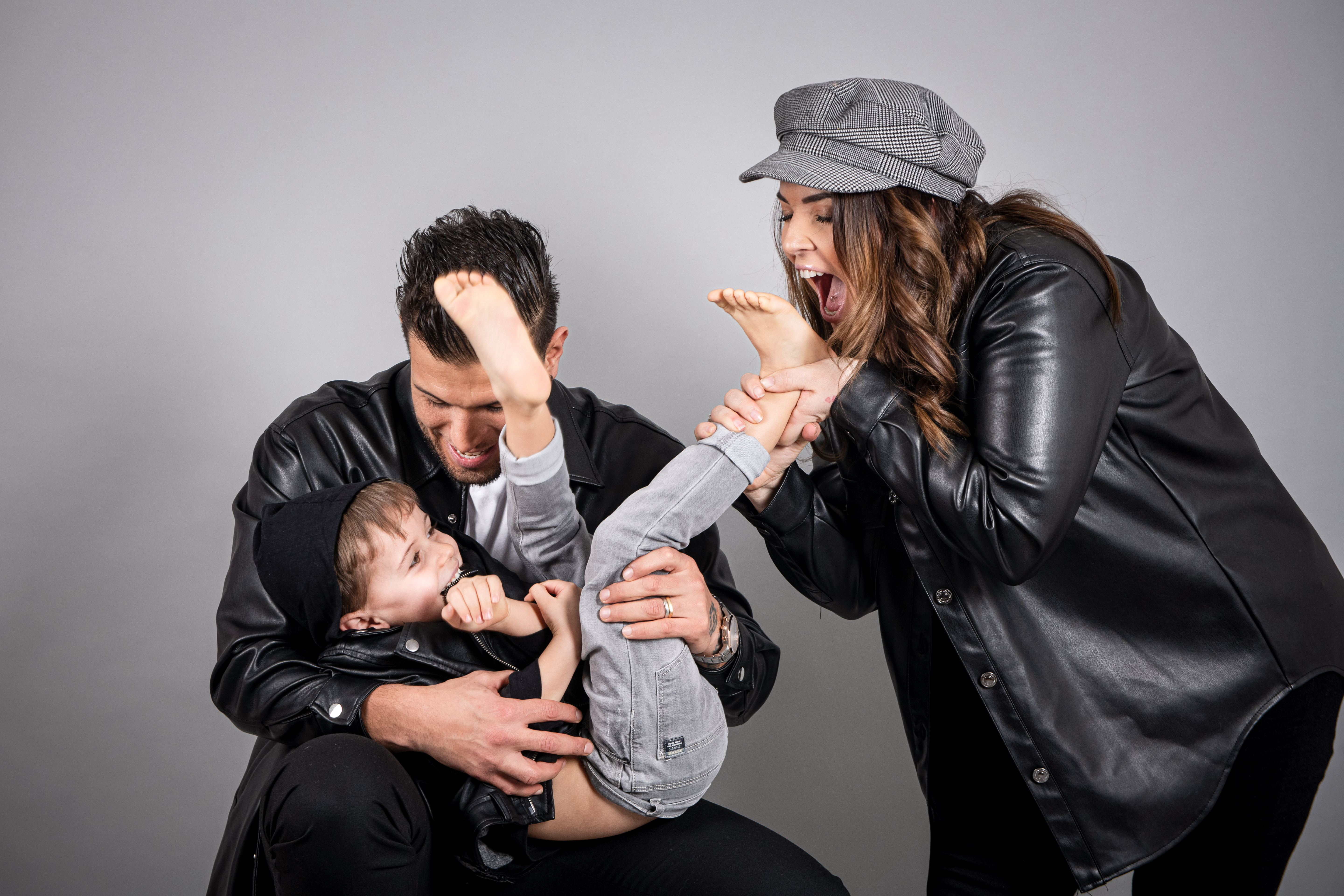 .shooting famille