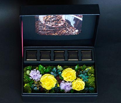 記念日に贈るチョコレート