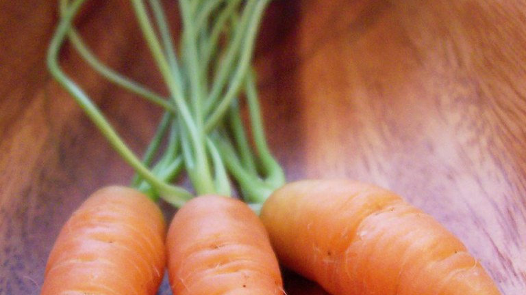 Nantes Coreless Carrot Seeds