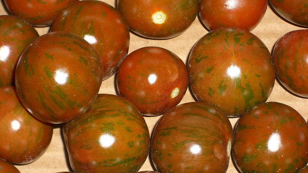 Black Zebra Tomato Seeds