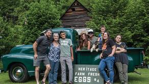Grantee Mainspring Helping Conserve Cherokee Heritage Farm Near Murphy, NC