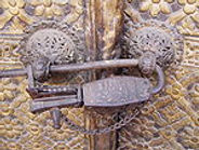The earliest known lock