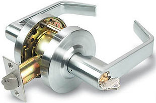 Lever Handle Locks: