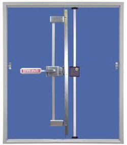 Panic Bars – Multi-Point Locking Sys