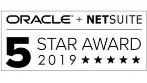 """シャーウォーターグループは, 2019年も オラクル社の""""最上位パートーナー賞"""" を受賞いたしました。"""