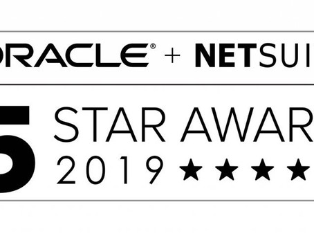 """Le groupe Shearwater est heureux d'annoncer qu'il a à nouveau reçu le """"Top Partner Award"""" d'Oracle"""