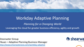 【Workday Adaptive Planning Overview】Leveraging the cloud for greater business efficiency and agility