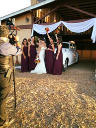 Rustic Farm-House Wedding