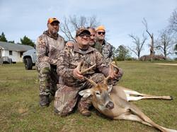 Josh Blevins deer