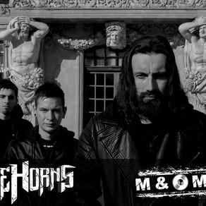 """Nouveau single-clip du groupe STONE HORNS """"Surging Out The Nile"""""""