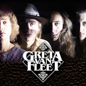 """GRETA VAN FLEET sort : """"Heat Above"""""""