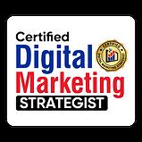 Certified Digital Marketing Strategist L