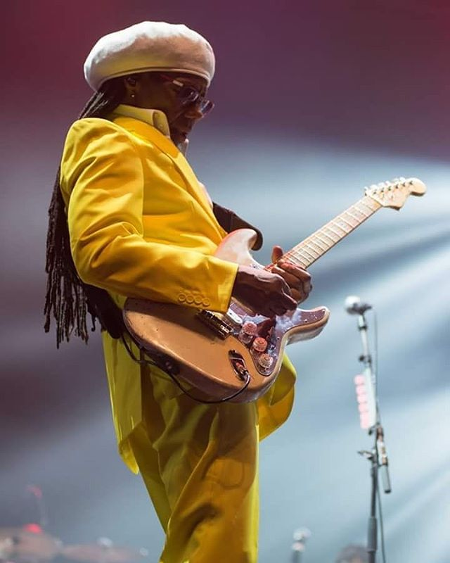 Nile Rodgers Lowlands