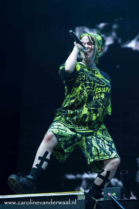 Billie Eilish Lowlands