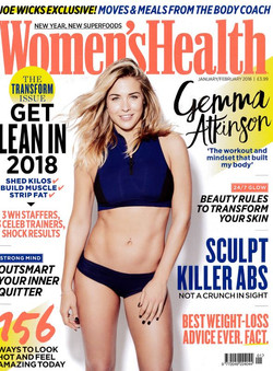 Women's Health SCAN - Front Cover - January 2018