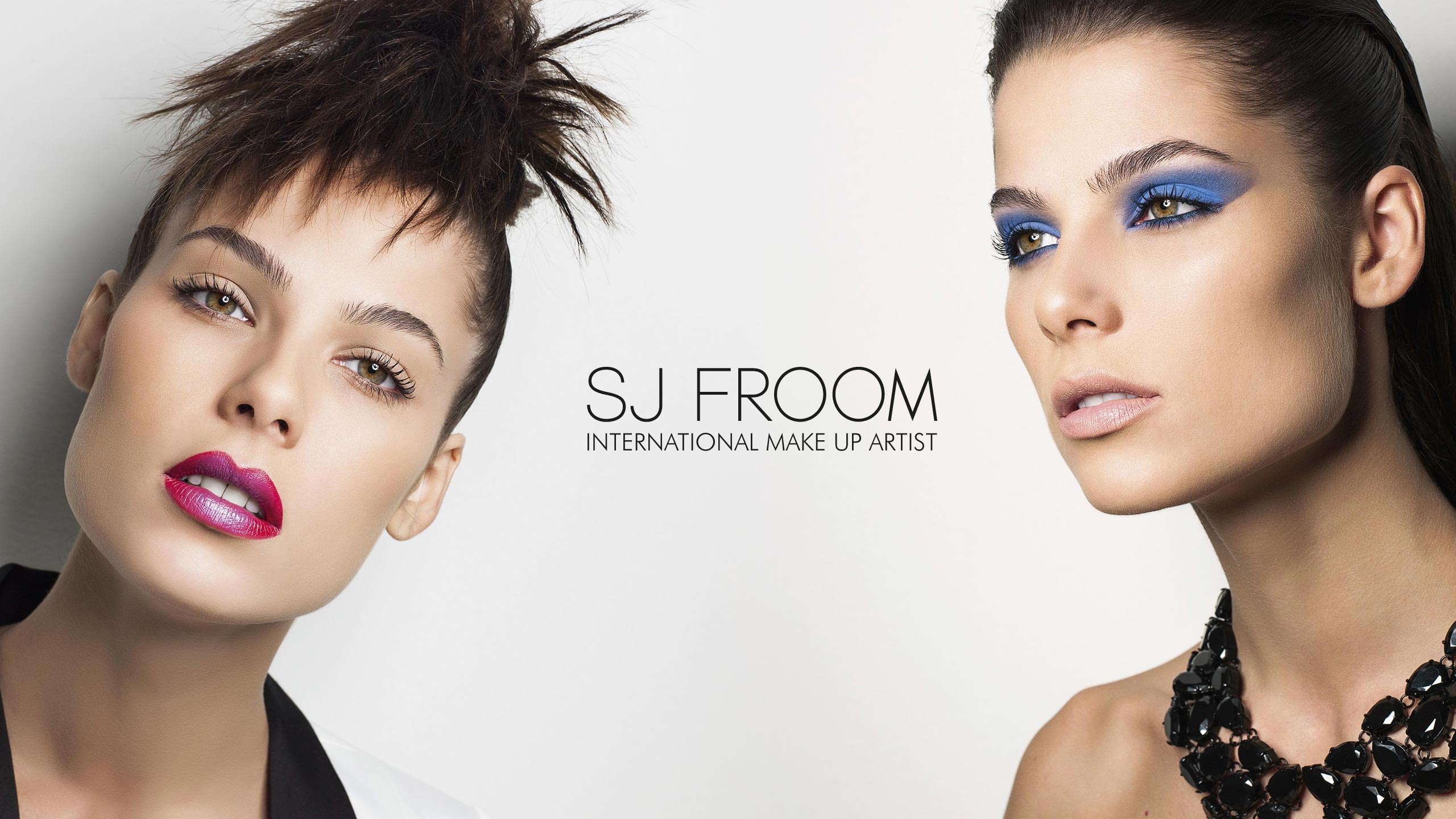 S Froom - International Make-Up Artist