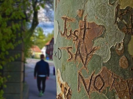 Von der Wichtigkeit, Nein zu sagen
