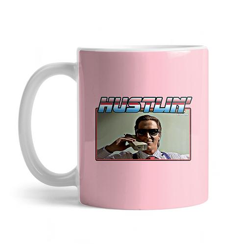 HUSTLIN' COFEE CUP