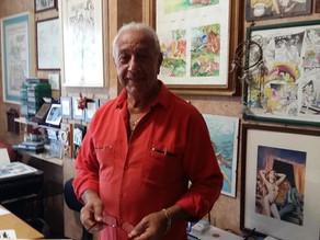 Un eccezionale vicino di casa: il fumettista Danilo Grossi