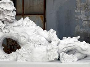 Kevin Francis Gray al Museo Stefano Bardini di Firenze
