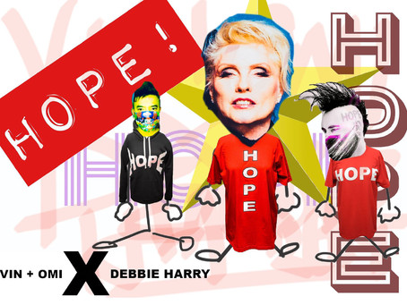 Interview: VIN+OMI on HOPE- Their New Collection with Debbie Harry