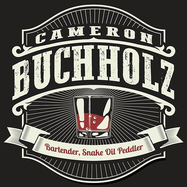 Emblem created for _cambuchholz business card