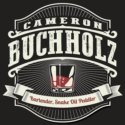 Emblem created for _cambuchholz business card