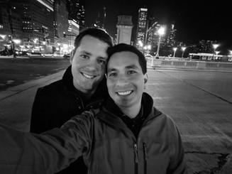 Jerry & Eric, December 2018